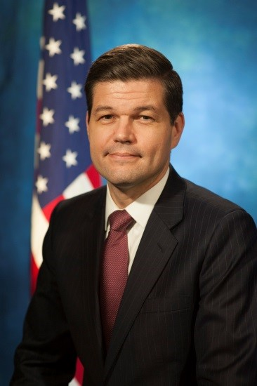 US Assistant Secretary of State Wess Mitchell