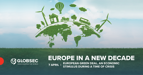 European Green Deal GLOBSEC and Jacques Delors webinar