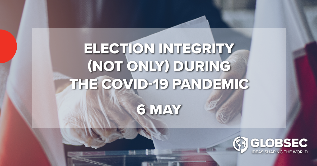 Election integrity during the COVID-19 pandemic