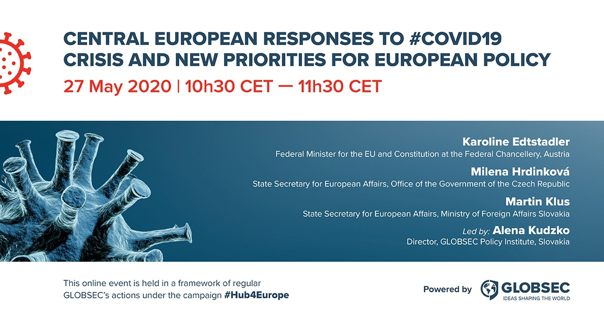 Central European responses to #COVID19 crisis and new priorities for European policy