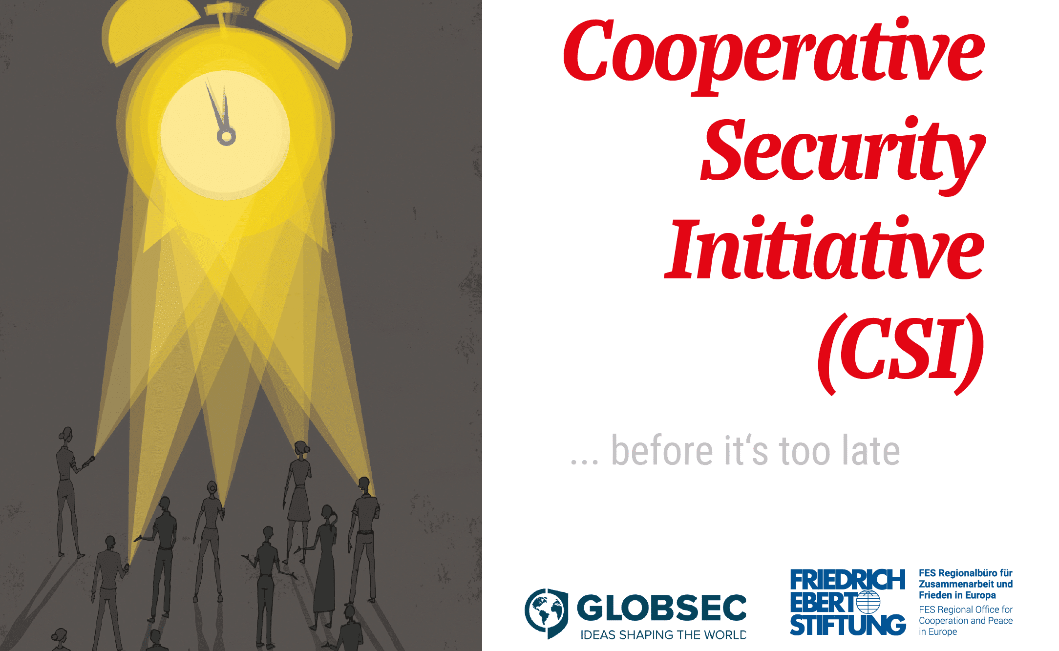 Cooperative Security Initiative - CSI