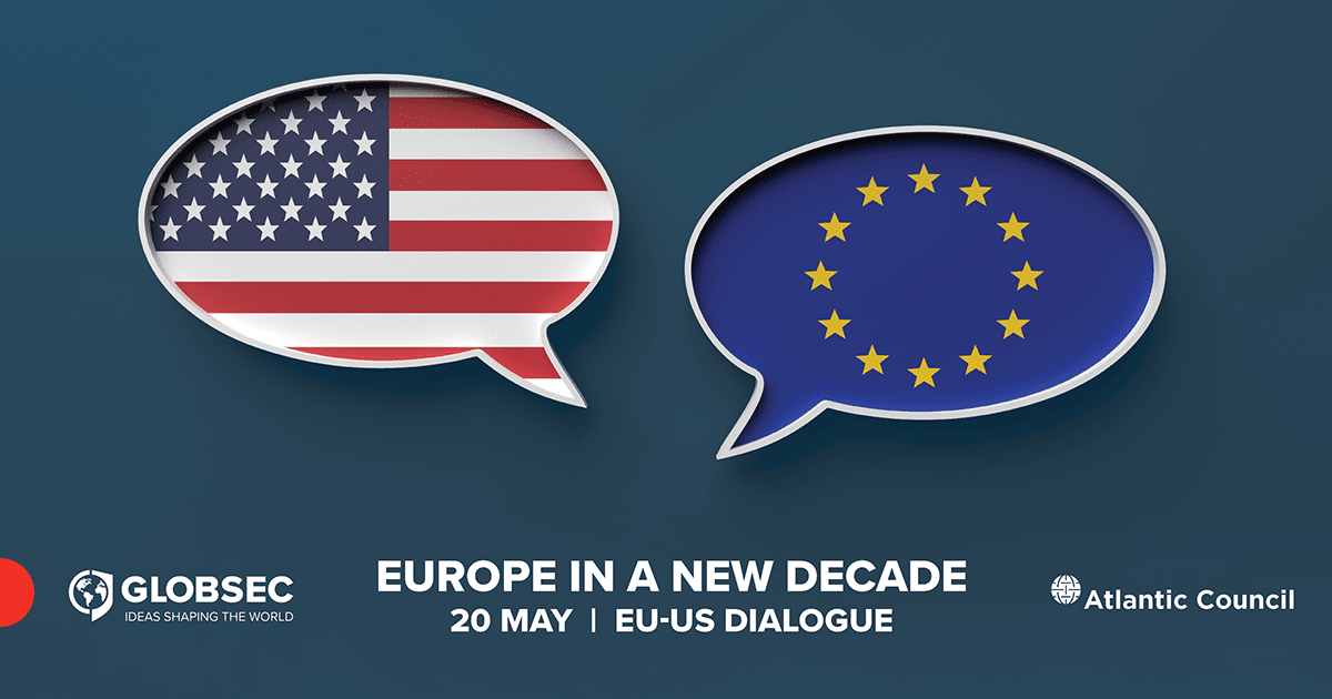 EU-US Dialogue in the Post Corona World - GLOBSEC webinars