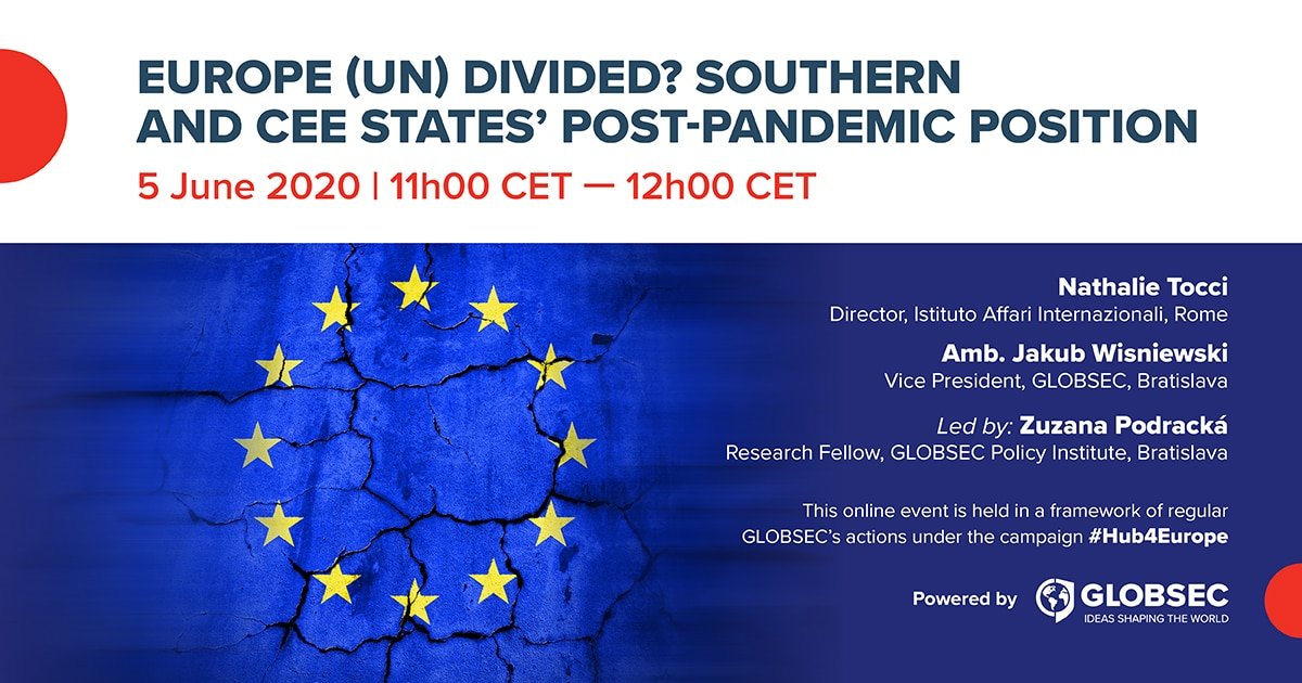 Europe (Un) Divided? Southern and CEE States' Post-Pandemic Position