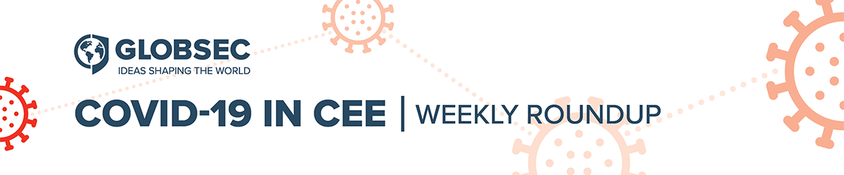 Weekly COVID-19 in CEE Updates