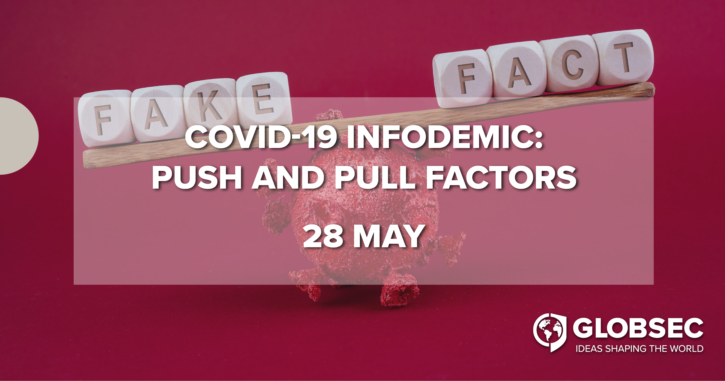 COVID-19 Infodemic: Push and Pull factors