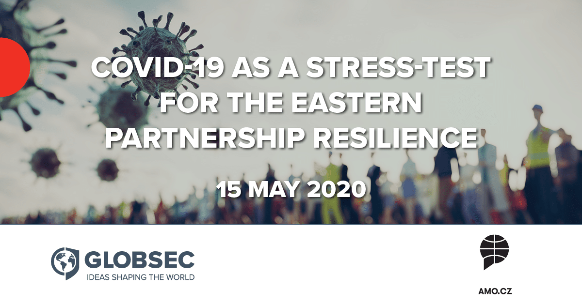 COVID-19 as a Stress-test for the Eastern Partnership Resilience webinar