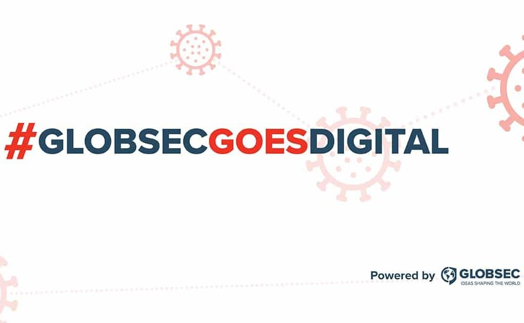#GLOBSECgoesDIGITAL, virtual events and webinars