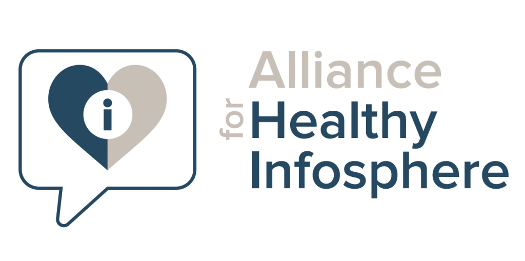 Alliance for a Healthy Infosphere