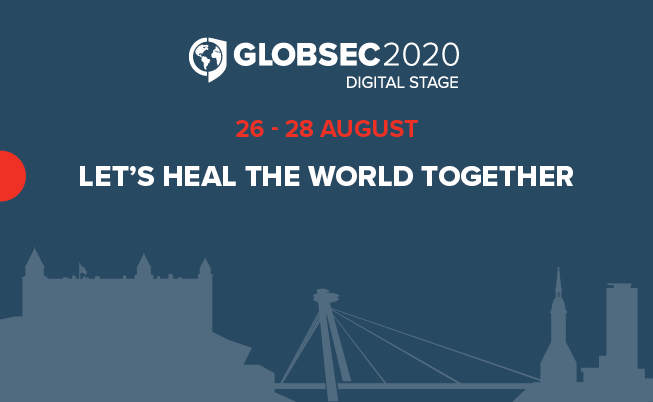 GLOBSEC 2020 Digital Stage
