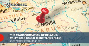 The Transformation of Belarus: What Role Could Think Tanks Play?