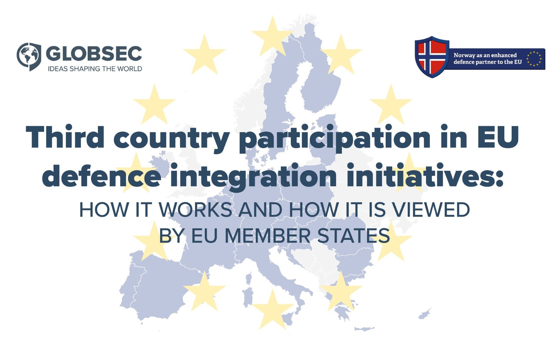 Third Country Participation in EU Defence Integration Initiatives