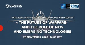 GLOBSEC Is Partnering with NATO facilitating a Series of Dialogues with Private Sector
