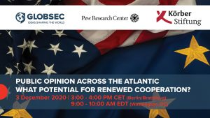 Public Opinion Across the Atlantic: What Potential for Renewed Cooperation?