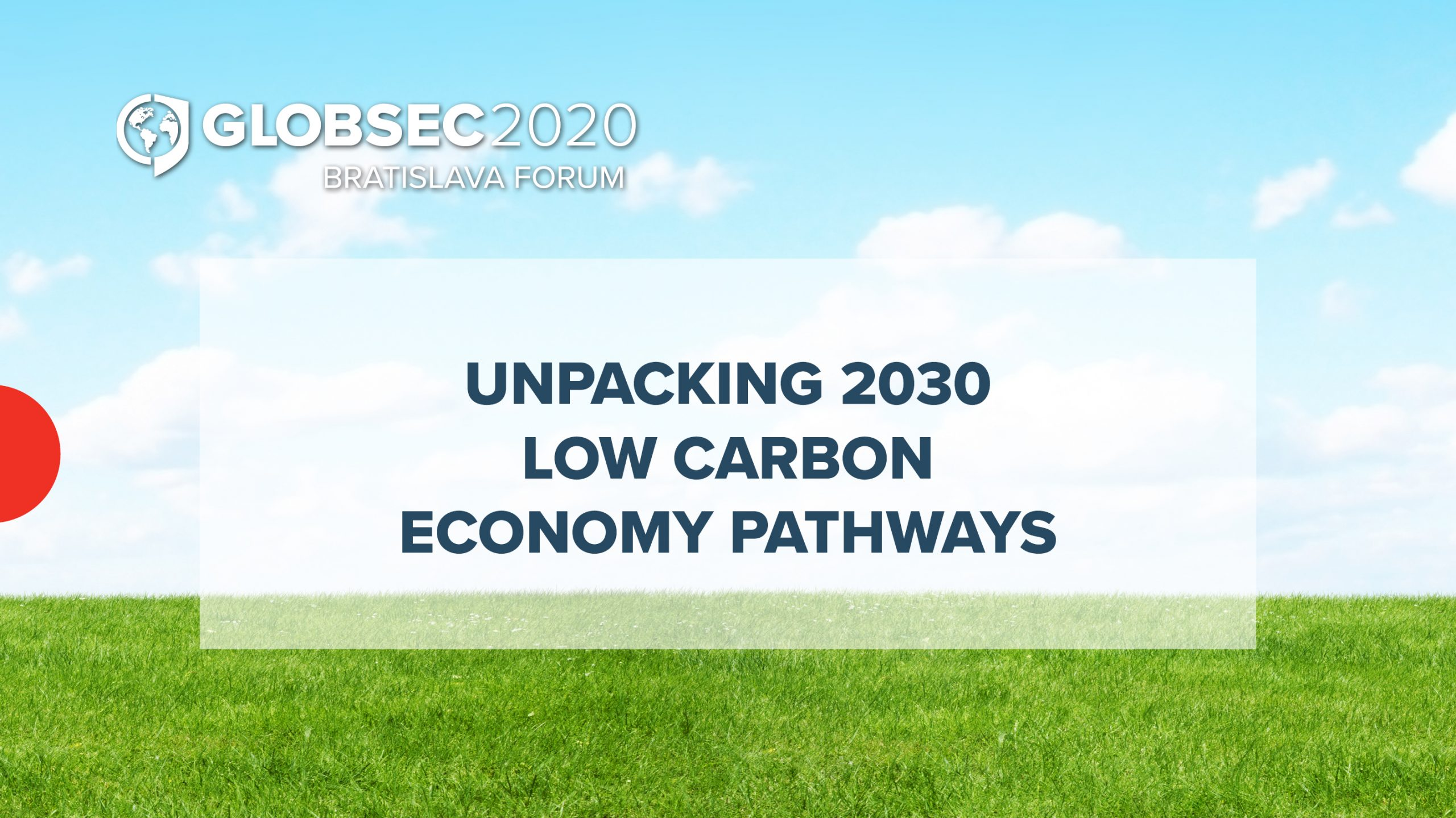 Unpacking 2030 Low Carbon Economy Pathways