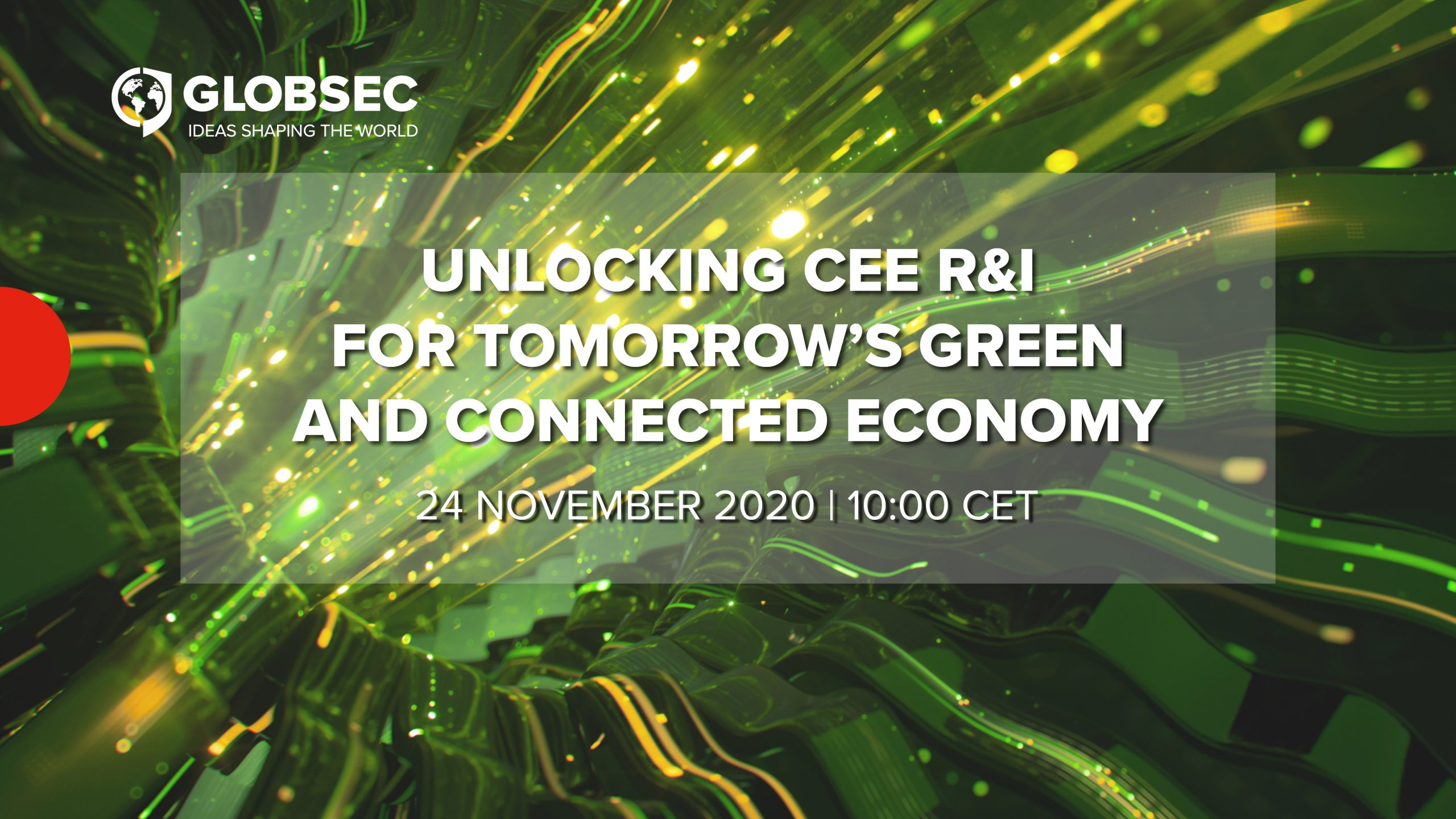 Unlocking CEE R&I for Tomorrow's Green and Connected Economy