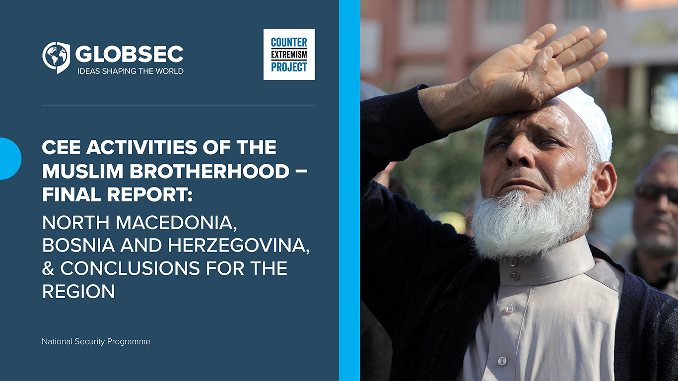 CEE activities of the Muslim Brotherhood – Final Report: North Macedonia, Bosnia and Herzegovina & Region's Conclusions