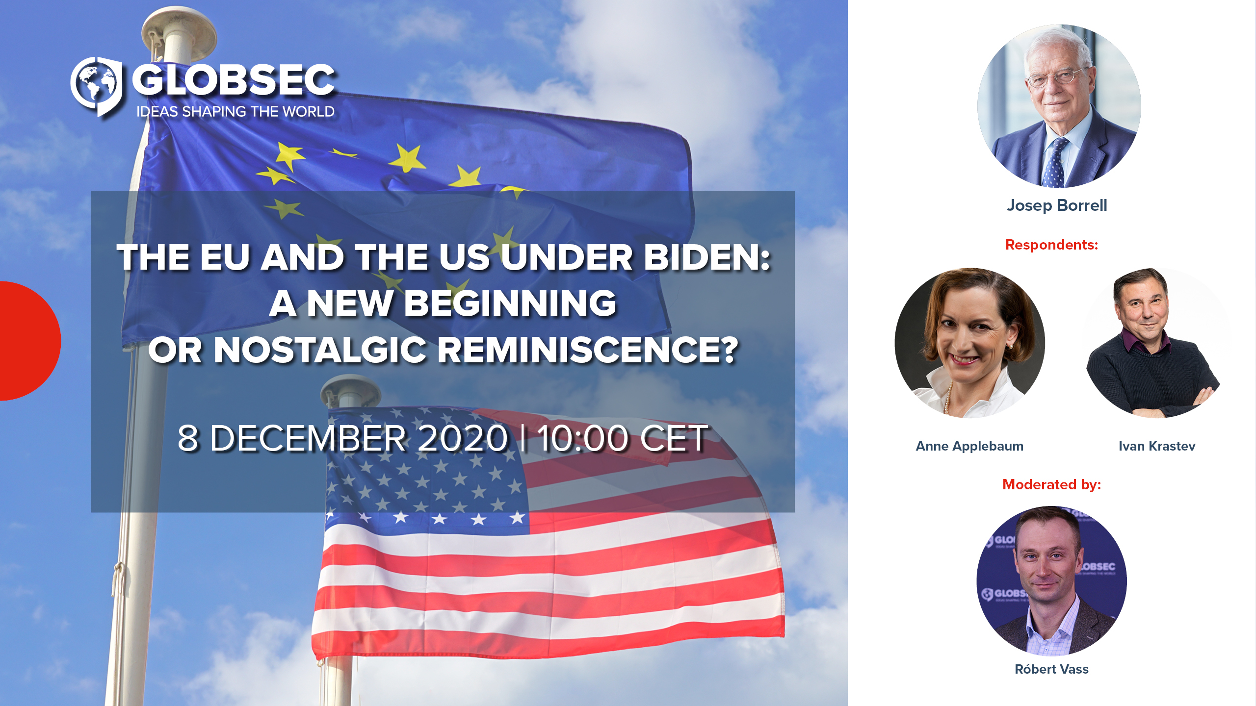 The EU and the US under Biden: A New Beginning or Nostalgic Reminiscence?