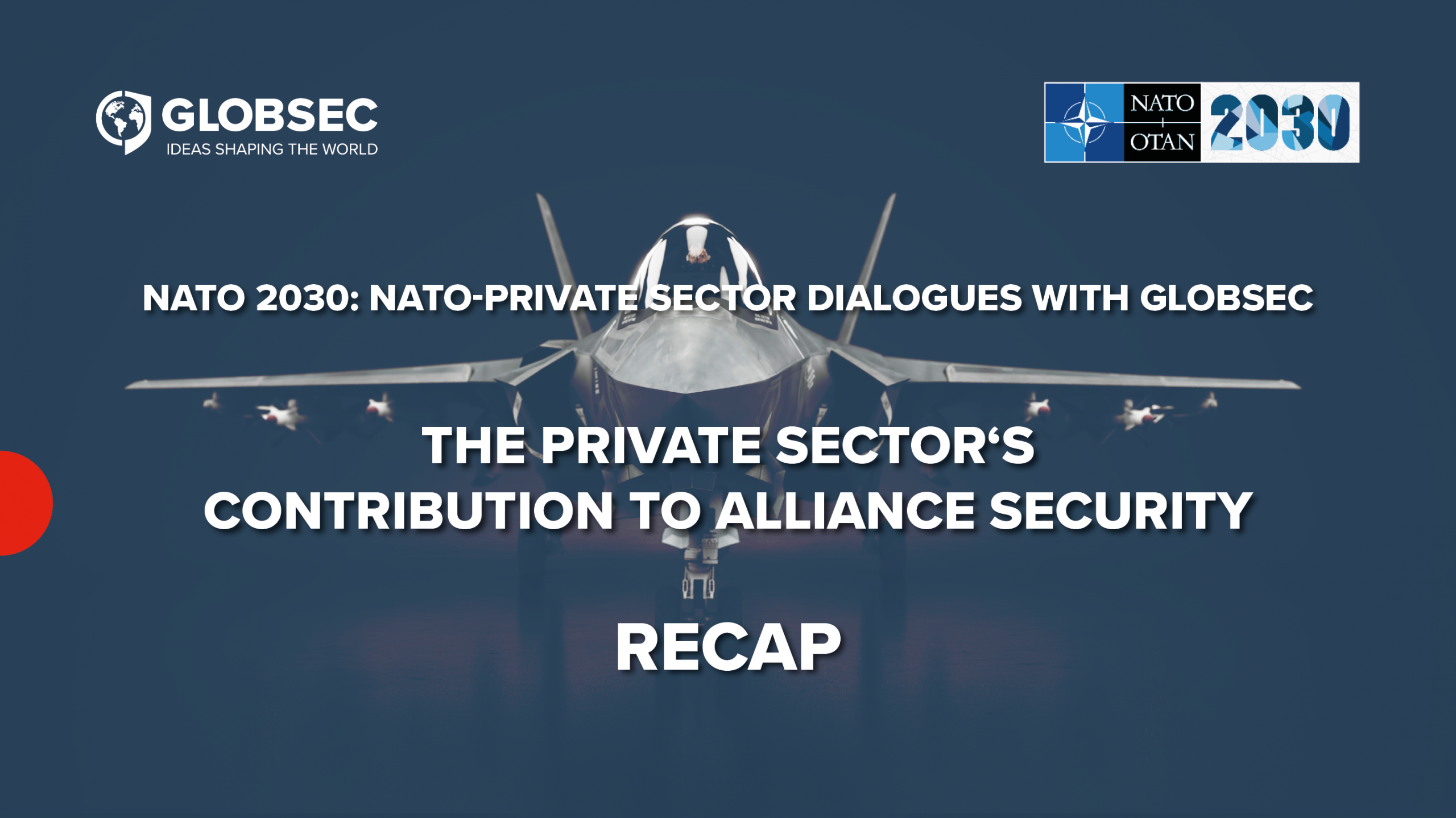 Recap: The Private Sector's Contribution to Alliance Security