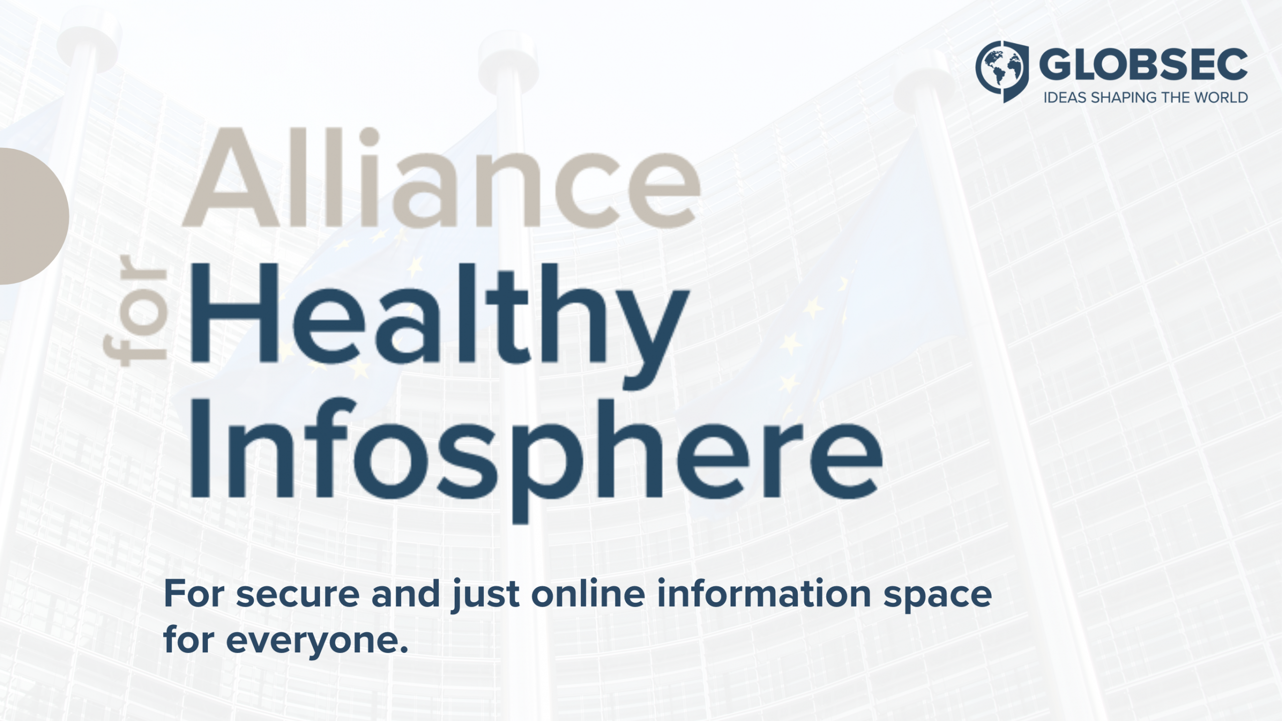 Alliance for Healthy Infosphere Initiative