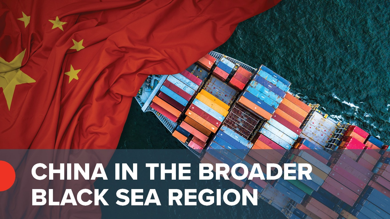 China in the Broader Black Sea Region