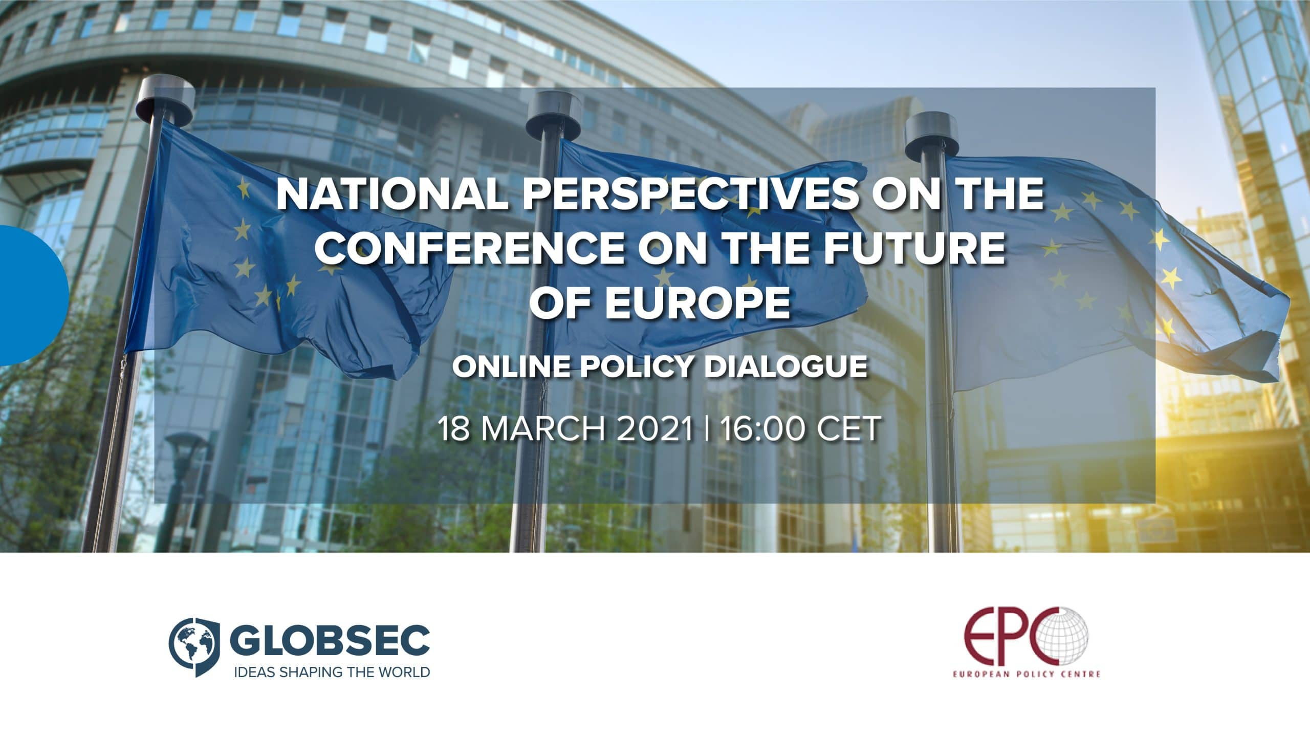 National perspectives on the Conference on the Future of Europe