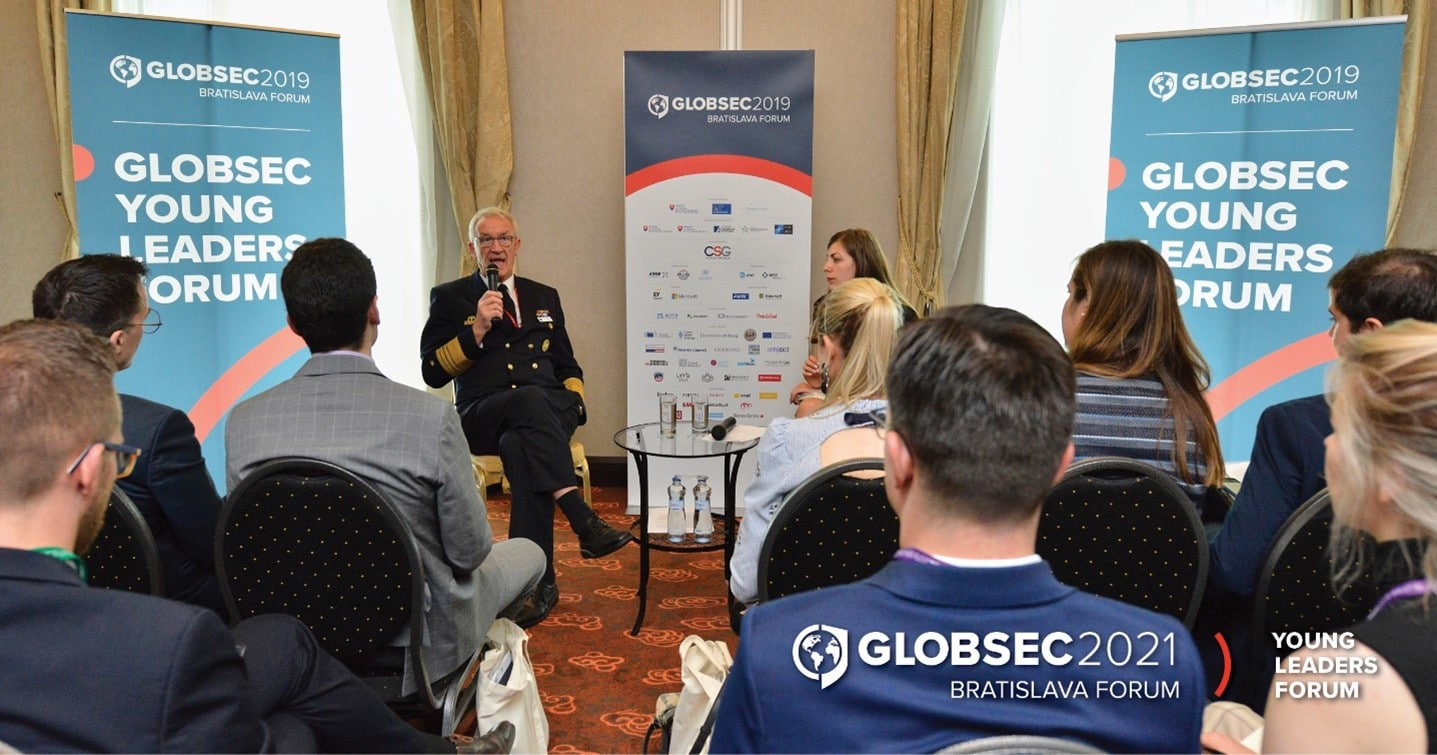GLOBSEC Young Leaders Forum (GYLF) is back!