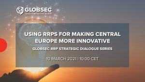 Using RRPs for making Central Europe more innovative