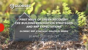 20.04.2021 - First wave of green recovery: CEE building renovation strategies and RRP expectations