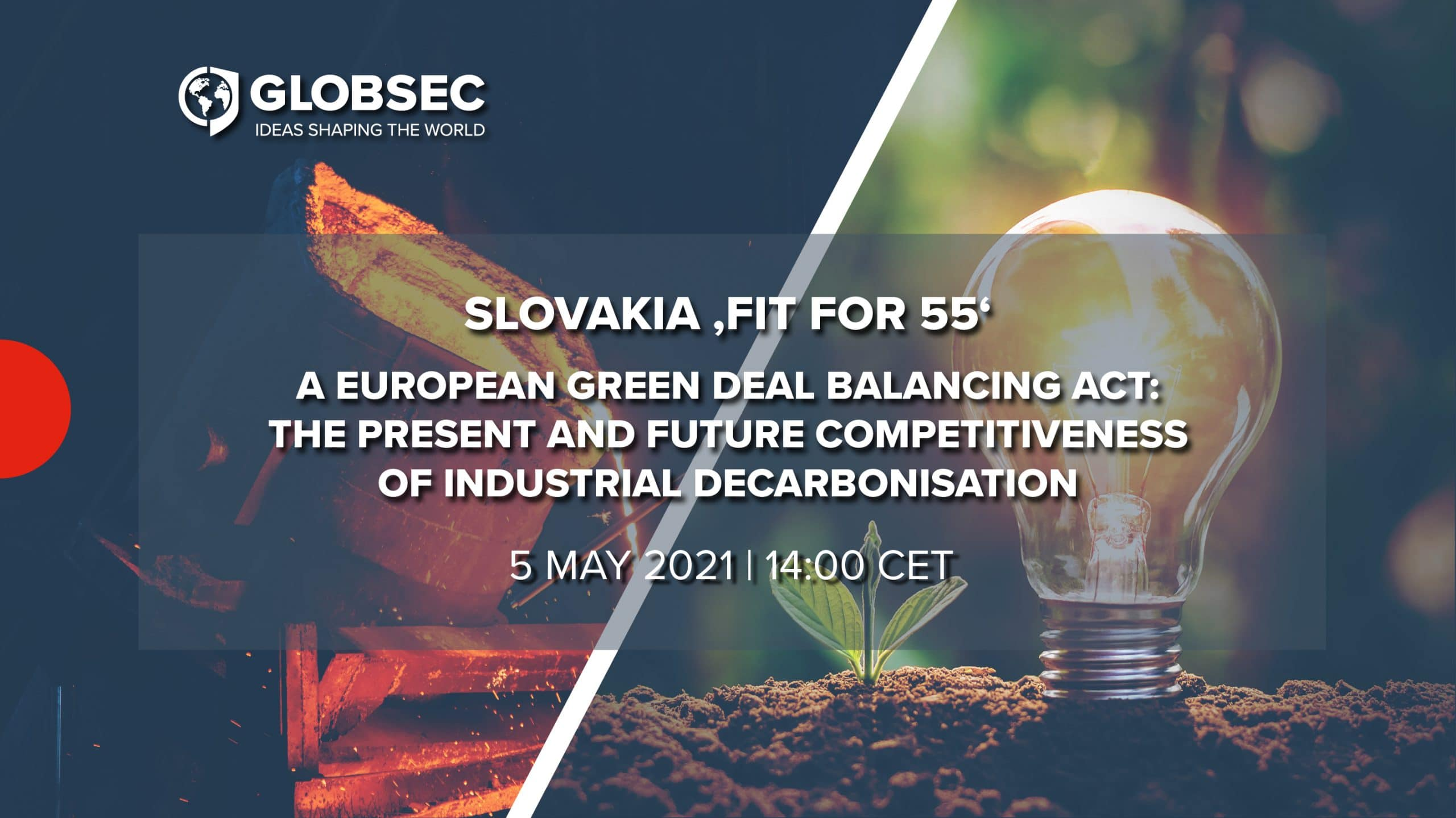 A European Green Deal Balancing Act: The Present and Future Competitiveness of Industrial Decarbonisation