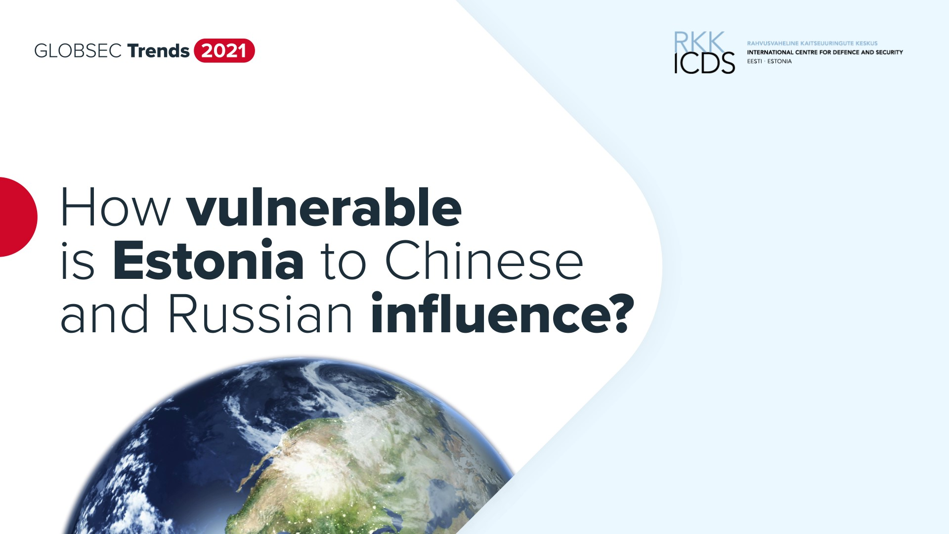 GLOBSEC Trends 2021: Estonia one year into the COVID-19 pandemic