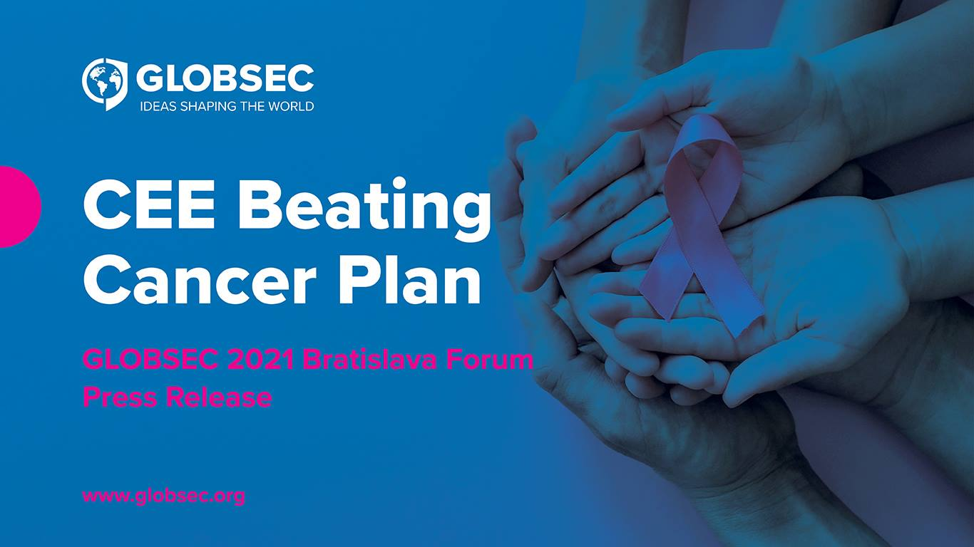 GLOBSEC and OnkoAliancia have joined forces to create an independent platform to discuss the state of oncology care in Slovakia and Central Europe