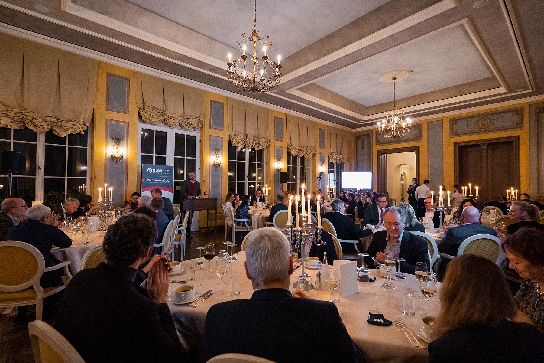 Chateau Bela is one of the top strategic forums in Europe