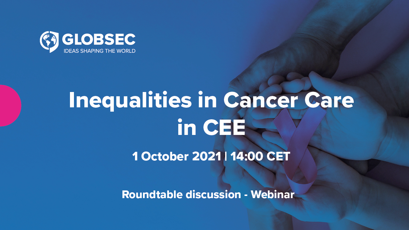 01.10.2021 - Inequalities in Cancer Care in CEE